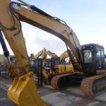 Caterpillar 336DL excavator 38 tons