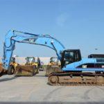 Caterpillar 330 DLN excavator 37 tons
