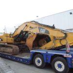 Caterpillar 325 DL excavator 31 tons