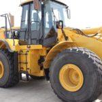 Caterpillar  wheel loader 972H 26 tons