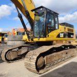 Caterpillar 345 CLME excavator 52 tons